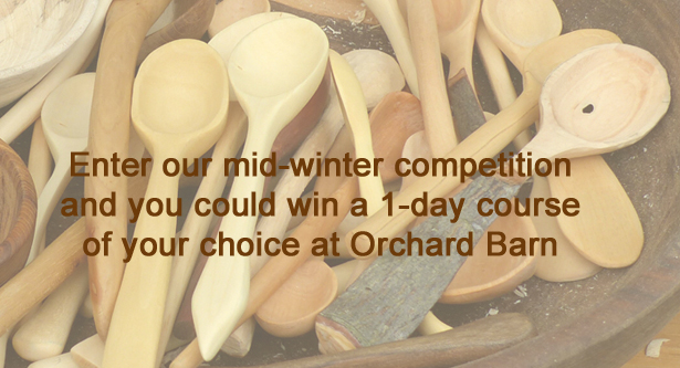 Competition to win course at Orchard Barn
